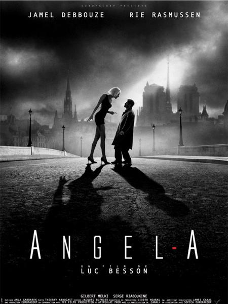 《天使A》:故事纯净色,影像黑白色 - 暗地妖娆 - 爱在瘟疫蔓延时