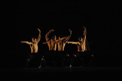 北京雷动天下现代舞团  用肢体语言诠释舞美 - 潇彧 - 潇彧咖啡-幸福咖啡