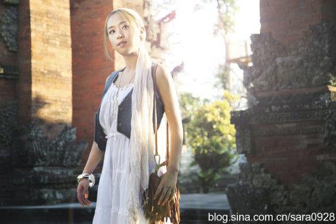 巴厘岛寺庙祈福 - 韩国媚眼天使sara - 韩国媚眼天使sara   博客