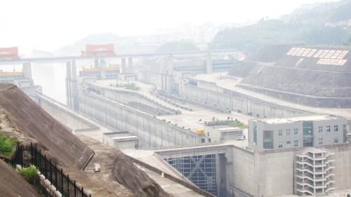 零距离观察:现在的三峡大坝怎么样?(组图) - 李光斗 - 李光斗的博客