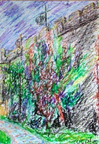 点时艺术学校明星风采之一----周可远绘画作品选 - 点时画室 - 襄樊市点时视觉艺术培训学校