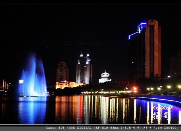 【福州西湖】 夜色西湖 - xixi - 老孟(xixi)旅游摄影博客