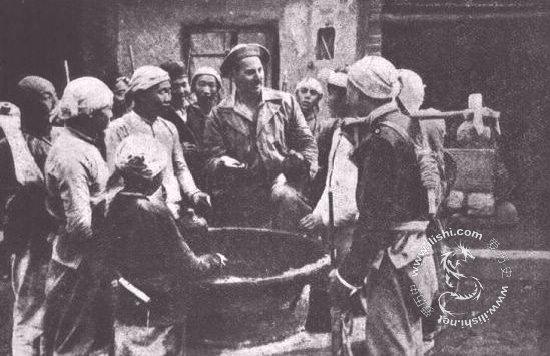 抗日战争中根据地的民兵 - qdgxj - qdgxj的博客