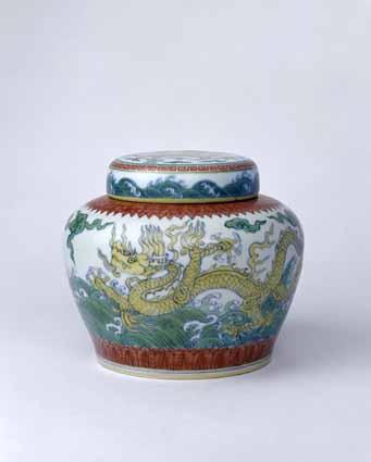 【国宝赏析】故宫博物馆藏 明代陶瓷品(三) - 风轻扬 - 如瓷淡淡的博客