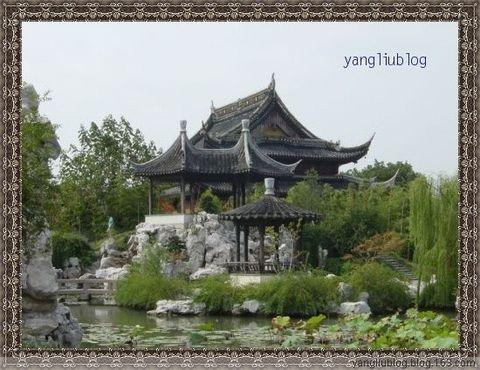 乾隆六次到过的江南古镇 - 杨柳 - 杨柳的博客