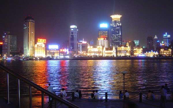 20040423 夜泊上海 - 天外飞熊 - 天外飞熊