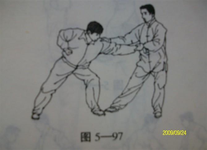 42式太极拳攻防用法图解 - tjds100789 - tjds100789的博客
