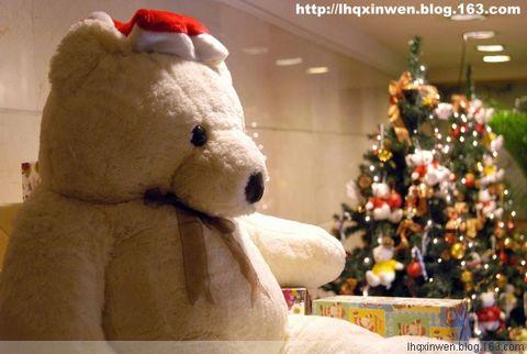 """(原创)圣诞节老人""""降落""""在婚礼现场(图) - 羊群 - 一群团结友爱的羊"""