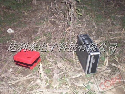 07年10月份野外地下金属探测器实验图片 - 达利来科技有限公司 - 中国考古网-地下金属探测器 探测仪
