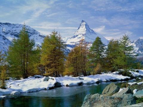 冬至(原创) - 真水无香  - 香格里拉 花开的地方