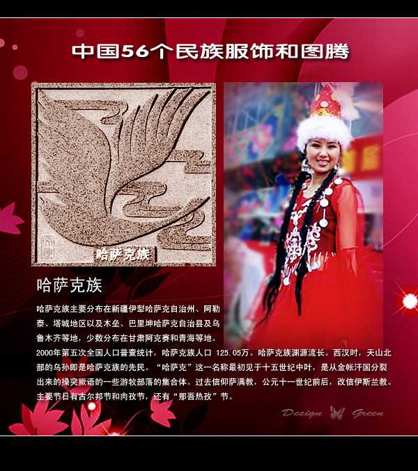 我国56个民族服饰和图腾 - aafeixiangaa -     明 月 心    的博客