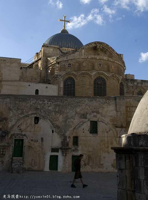 圣城耶路撒冷 - 晓月 - 走马观景