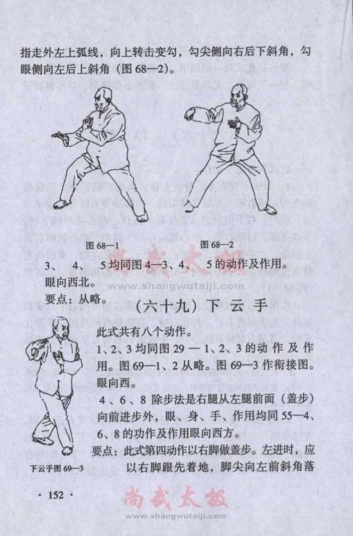 引用 陈式太极拳实用拳法 六十二式顺拦肘至七十一式十字摆莲脚 - 蓝色小溪 - 蓝色小溪