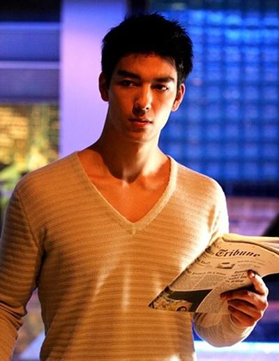 混血男模——丹尼斯吴 - rjxkfi258 - rjxkfi258的博客