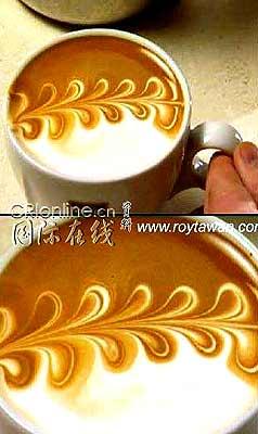 花式咖啡手把手(组图) - 咖啡馆经理人 - 咖啡馆经理人