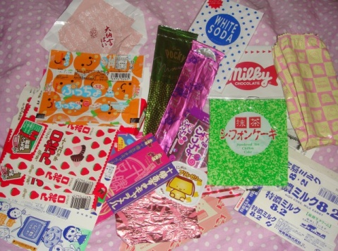 难忘小时候的收藏——集糖纸 - 轻风月 - 轻风月的博客