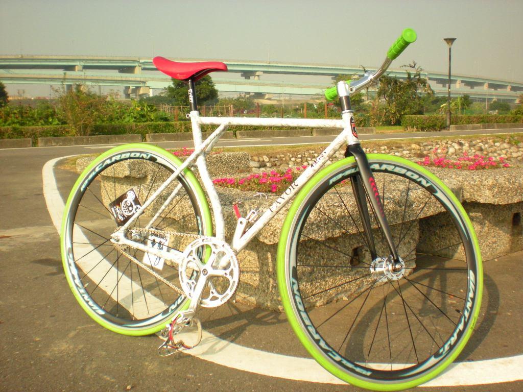 美金Fixed gear單速車淡水半日遊 - Favor bikes - Favorbikes
