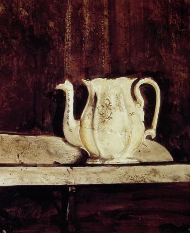 安德鲁·怀斯的作品赏析  - 天高.我翔 - 艺术世界