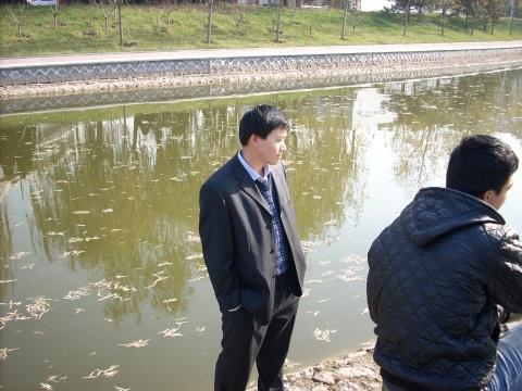 081121朝阳公园拍外景 - 草履虫 - 草履虫
