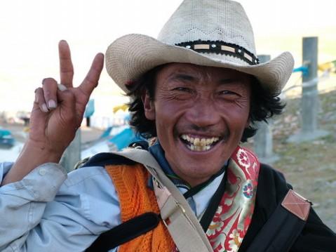 西藏归来摄影系列之 西藏的人 - 梁赤 - 梁赤的博客