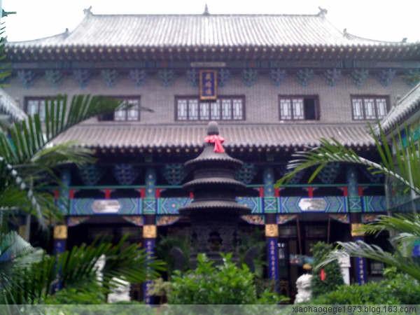 念佛寺小记 - xiaohaogege1973 - 独上西楼