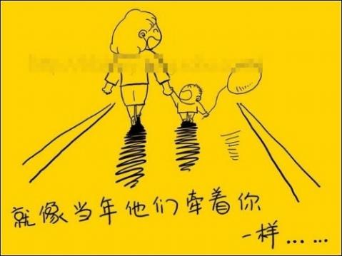 一组看后很感动的母亲节图片 - 云卷云舒 - 云卷云舒的博客