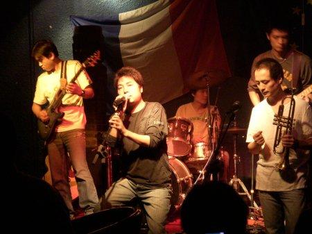 巡演:广州191SPACE音乐主题酒吧 11月16日 - hongqi.163blog - 另一个空间
