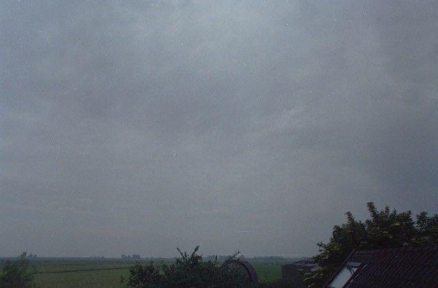 气象瓶不同天气的照片-看云识天气