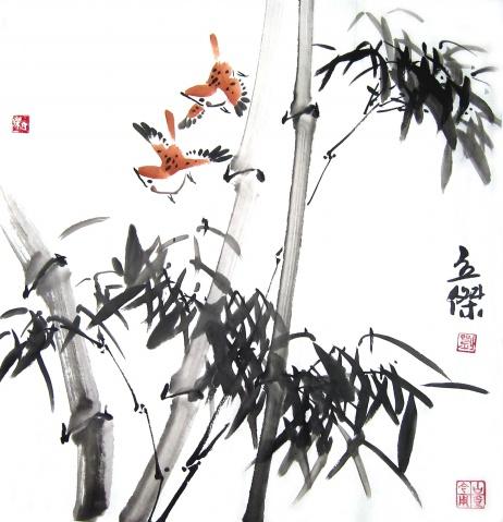2010年07月25日 - 青竹牡丹 - 奋斗人生结束*学习人生开始