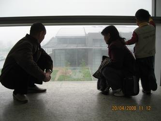 可爱的老爹和可爱的小子 20080420