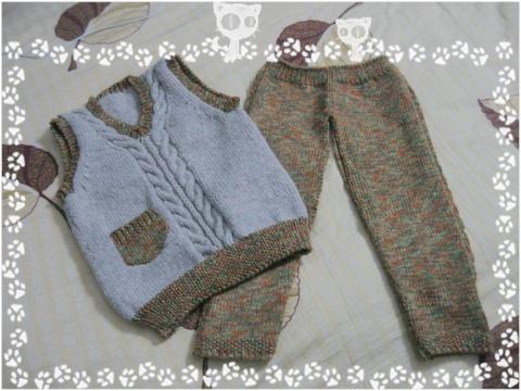 周岁孩子的衣服开工了,要织的JMS,可以一起动手(完工了,你织完了吗) - 轻舞飞扬 - 轻舞飞扬 ^_^  快乐、多愁善感的世界