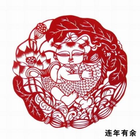 【图贴】民间新春窗花图 - 秋夢園主☆秋 - ☆秋夢園☆