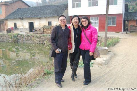 日记:今日陪同上海作家萧萍到磨市寻根 - 羊角岩 - 羊角岩的博客