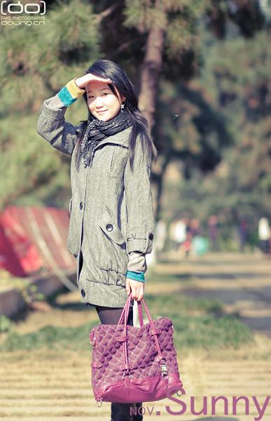 [我型我摄]冬日暖阳 - 晨阳 - 都灵城