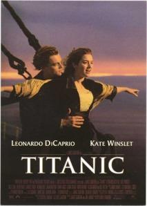 泰坦尼克号电影海报