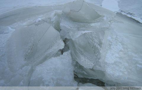 """【原】我们步入了""""冰河时代"""" - 太极 - 太极---天时地利人和"""