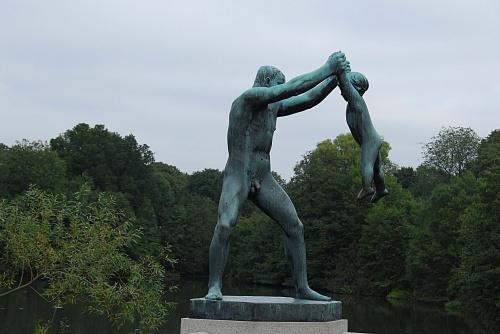维格兰雕塑公园 - 西樱 - 走马观景