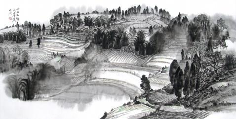 第二回清华大学美术学院2006级访问学者作品联展在山东济南举行 - 卢晓波 - 卢晓波的博客