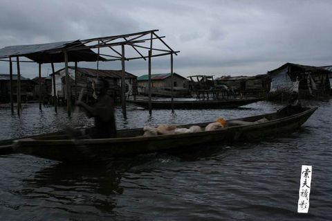 最原始的生存状态--非洲渔村部落直视 - 索夫 - 索夫的航海日志