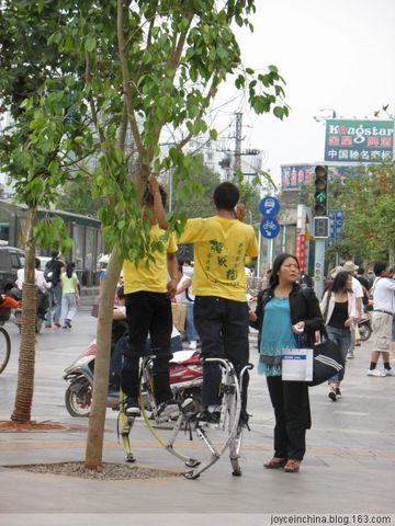 Trip During Olympics - KiKi - JoyceのWorld