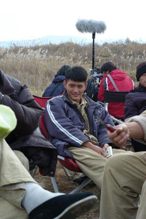《北大荒》背后的故事——花絮照 - 王雨 - 王雨 的博客