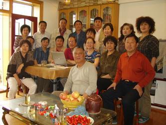 60团哈尔滨 齐齐哈尔地区知青联络员会议召开  540
