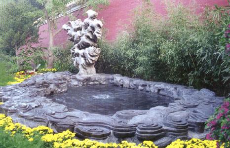 砚台雕刻作品欣赏  - 愚人 - 愚人 似愚非愚 愚与形而慧与心