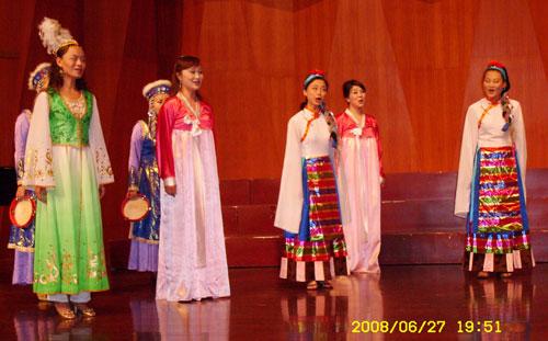 赴奥厦门合唱团公开亮相 - Xiamen Choir - 厦门文联合唱团