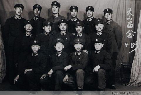 永远的阿拉沟(铁五师25团. 石庆. 深圳) - 铁道兵kg7659 - 铁道兵kg7659