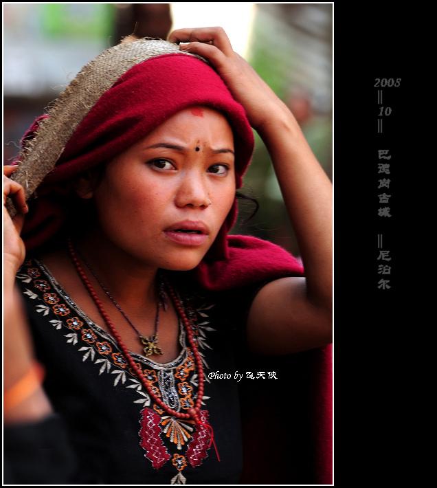 [原摄]那一抹纱丽--尼泊尔(5)巴德岗古城 - 飞天侠 - 飞天侠的摄影视界