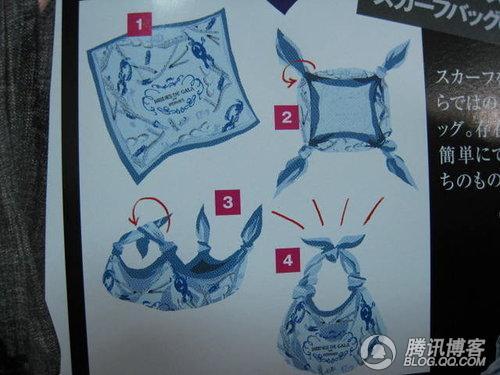 Hermes丝巾化身个性风手提袋 - 玩皮坊ANDY1015 - wan_pi_fang 的博客