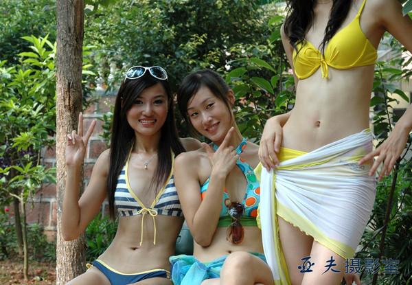 (原创)西模成都赛区冠军杜婧婷 - 高山长风 - 亚夫旅游摄影博客