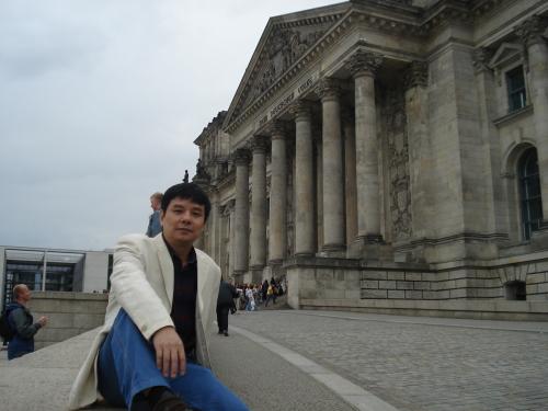 柏林,德国国会大厦 - 杨克 - 杨克博客
