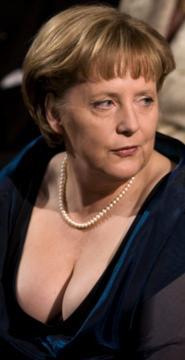 德国首相默克尔她利用自己的职位,连和尚也不放过 - 阳光 - 我的博客